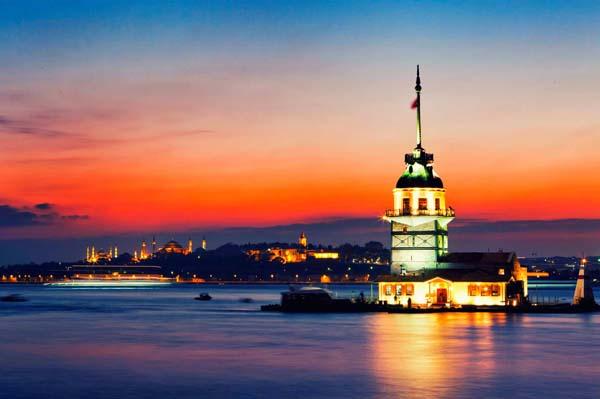 İstanbul / Kız Kulesi