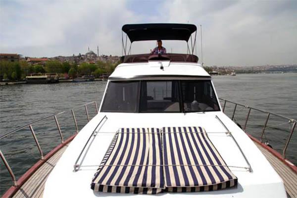 İstanbul / Gemi Kaptanımız