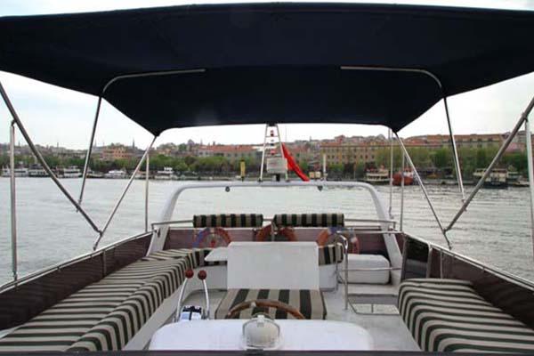 İstanbul / Gemi Oturma Alanı